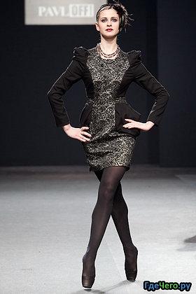 """Платье """"Черный Лебедь"""""""