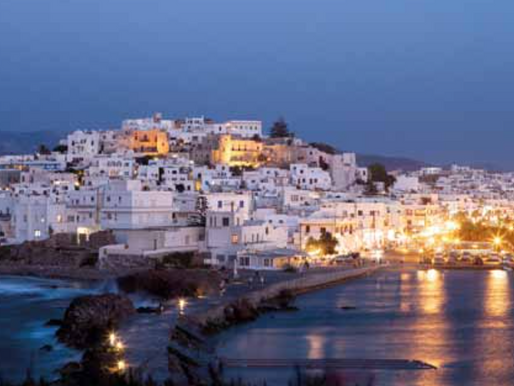 Eclectic Greece featuring Naxos