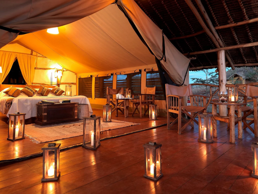 African Wilderness Meets Luxury and Comfort with Travel Wild East Africa
