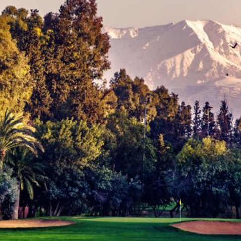 Golfing in Marrakech with We Plan