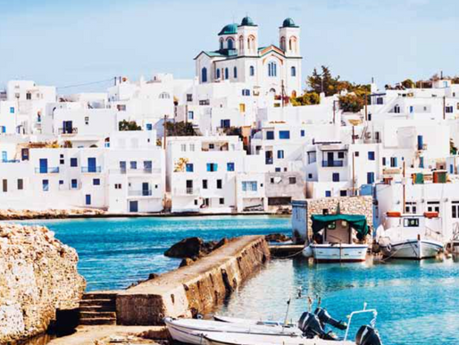 Eclectic Greece and Paros