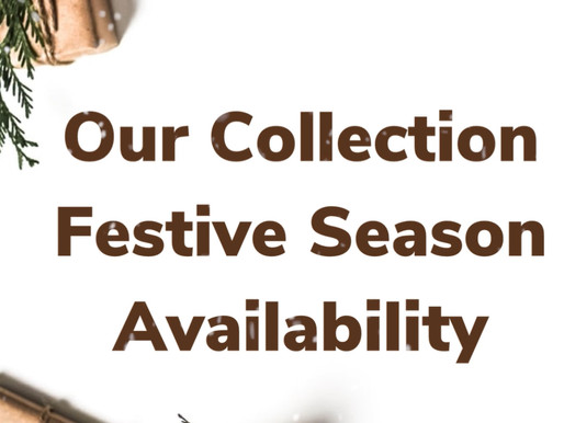FESTIVE AVAILABILITY FOR THE DOMINIQUE DEBAY COLLECTION