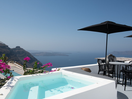 NEWEST HOTEL IN SANTORINI OMMA OPENING OFFER-20% OFF