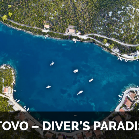 Diver's Paradise when Leonidas Travel takes you to Lastovo
