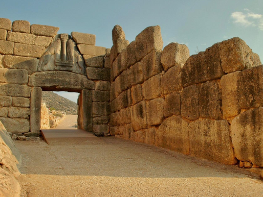 Mycenae with Eclectic Greece