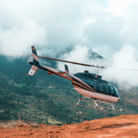 Helicopter Expeditions with Galavanta Travel