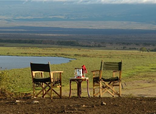 Amboseli Serena Safari Lodge with Travel Wild
