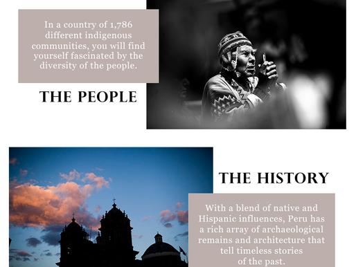 Enigma Peru - 6 reasons to visit Peru