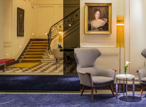 The Hotel de Sers, a History