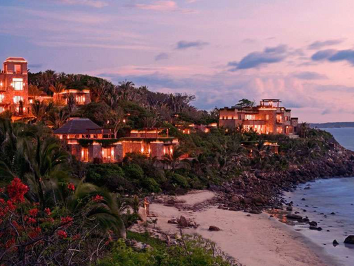 Imanta Punta de Mita featured in Destination Wedding Planner Insider