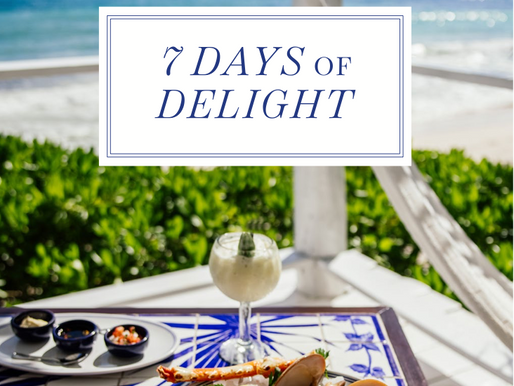 Hotel Esencia's 7 days of delight