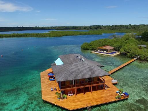 Sweet Bocas Overwater Villa