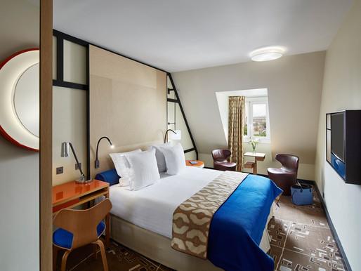 The Executive Room at the Hotel Bel Ami, Paris