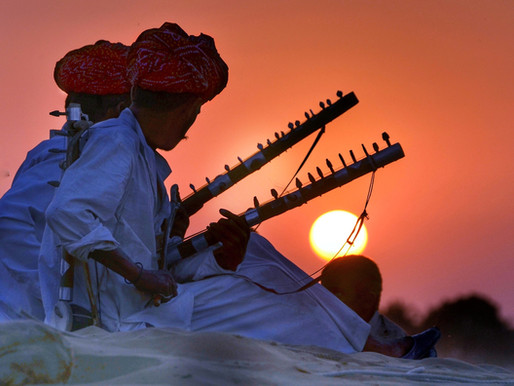 Musical journey through the desert - Equinox Travel India