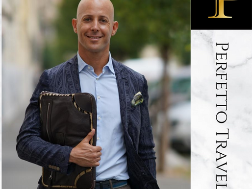 Meet the Founder of our DMC in Italy, Perfetto Traveler's Uri Harash!