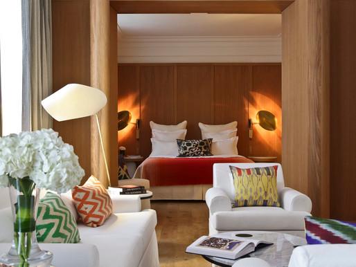 Summer Offer at the Hotel Vernet, Paris