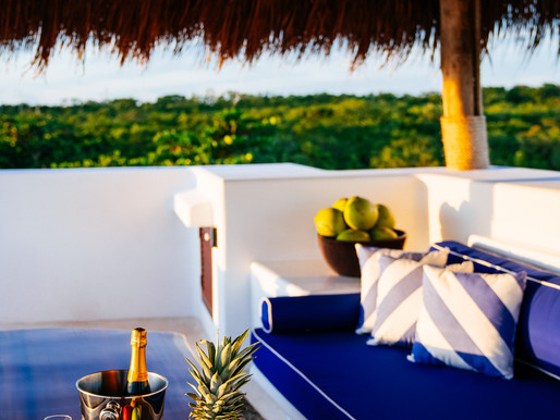 Rooftop Wellness Suites at Hotel Esencia