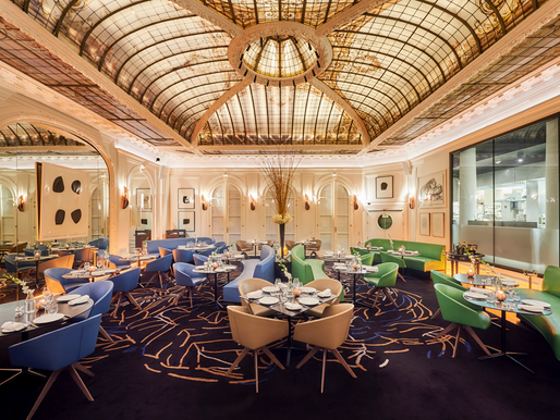 Restaurant V @ Hotel Vernet