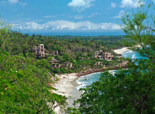Romance at The Cliff of Imanta Resorts, Punta de Mita