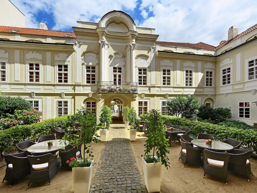 Introducing the Smetana Hotel - Prague