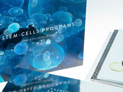 Clinique la Prairie and the power of stem cells
