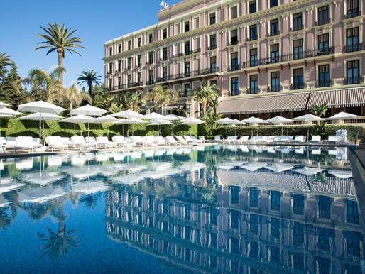 The Royal-Riviera atmosphere