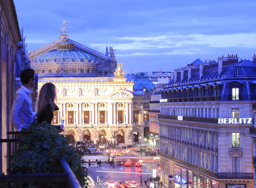 Champagne Suite with Opera Views - Hotel Edouard 7, Paris