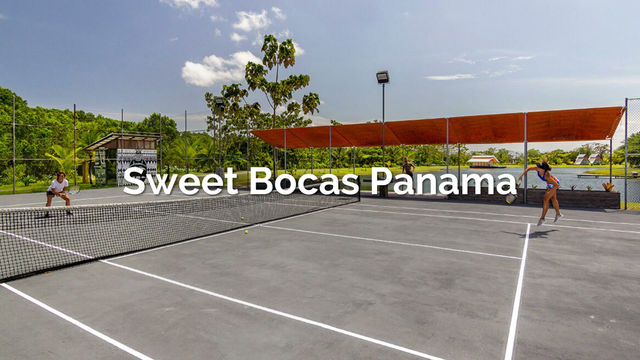 Activities on Sweet Bocas, Panama