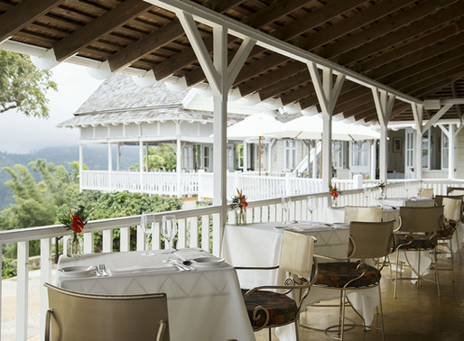 The Restaurant at Strawberry Hill