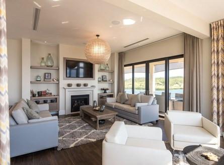 Modern luxury oceanfront at the Loren Hotel