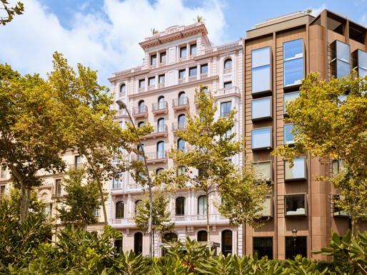 Central Location of Almanac Barcelona