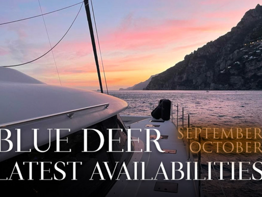 Summer continues with the San Lorenzo Blue Deer Sea Lodge