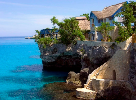 Carefree Summer at The Caves, Jamaica