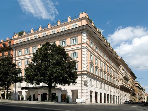 The Open Suite via Veneto - Gran Hotel Via Veneto, Rome