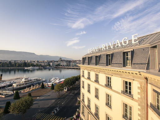 Beau-Rivage, Geneva - Gourmet Offer