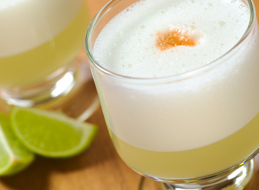 World Cup Pisco Sour Recipe