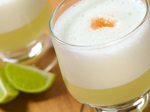 World Cup Pisco Sour Recipe