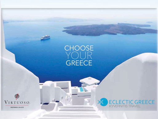 Choose your Greece with Eclectic Greece