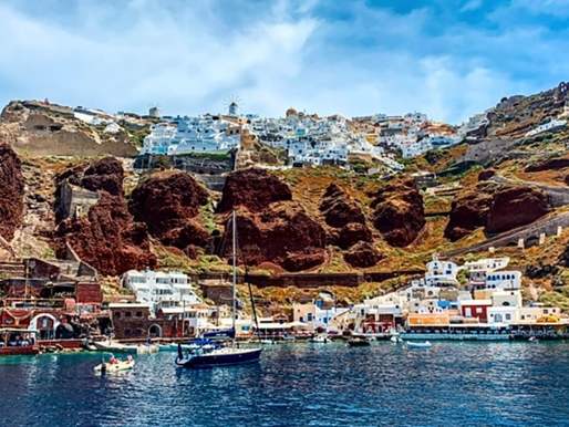 Ultraluxe Yachting with Eclectic Greece