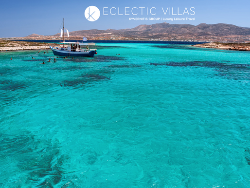 Antiparos with Eclectic Greece