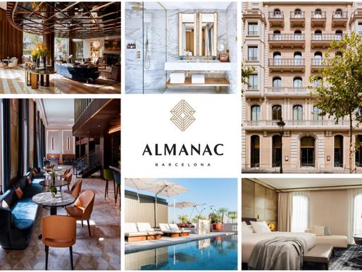 Conde Nast Traveler Readers' Choice Awards Almana Barcelona!