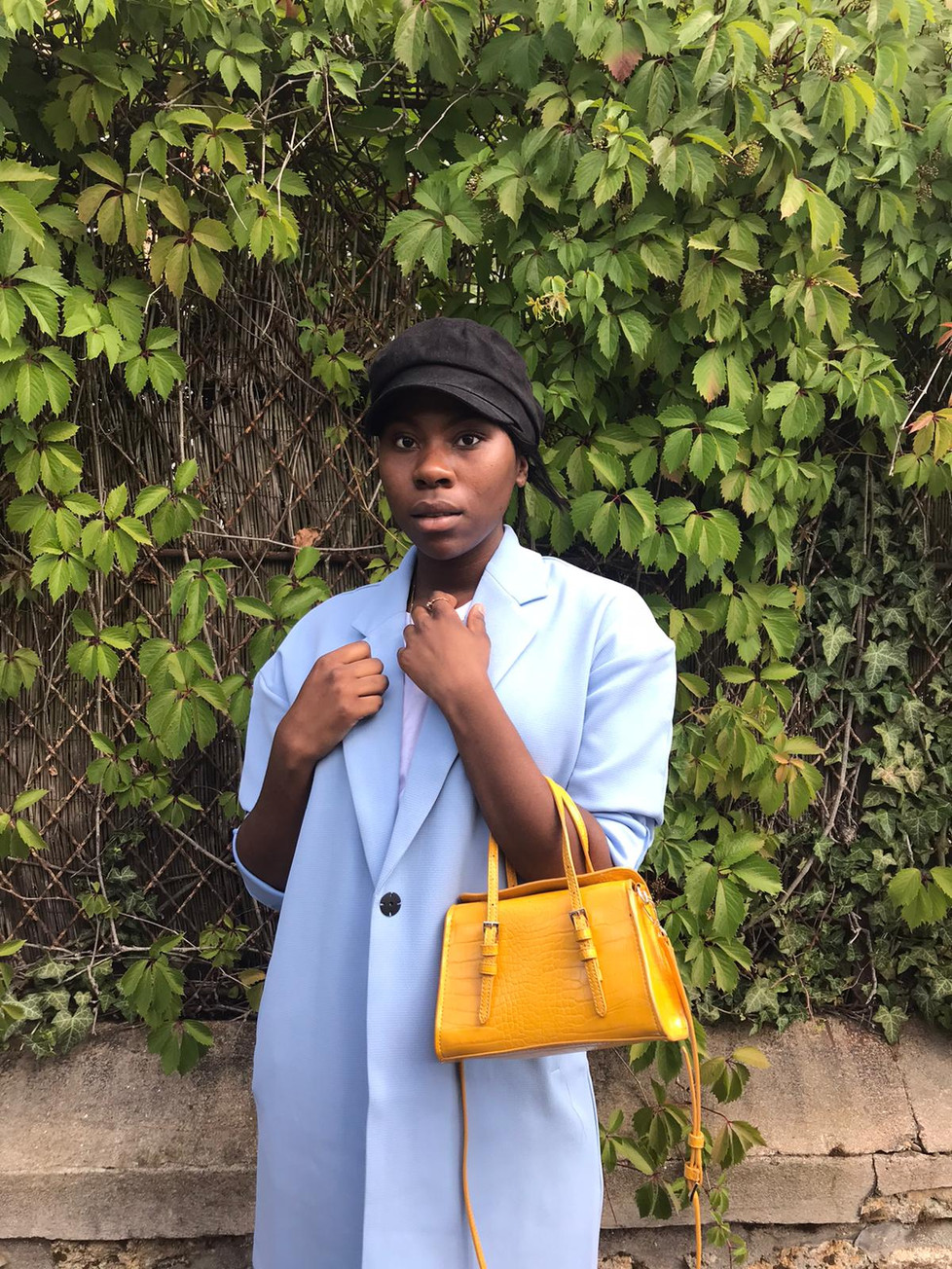 LOOK OF THE DAY : SAC TRAPÈZE