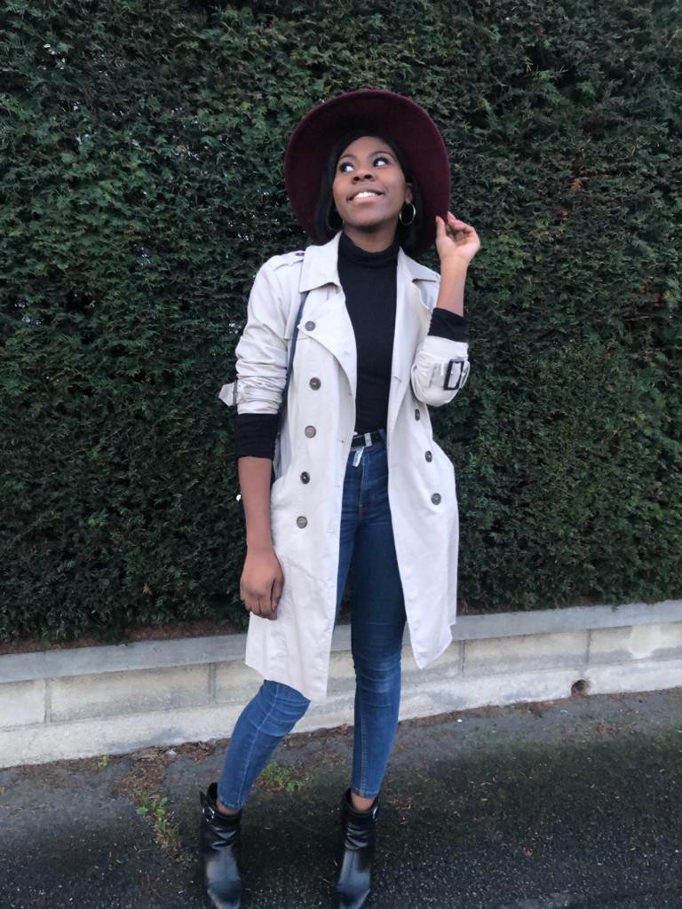 LOOK OF THE DAY : LE TRENCH