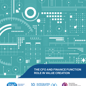 The CFO and finance function role in the value creation