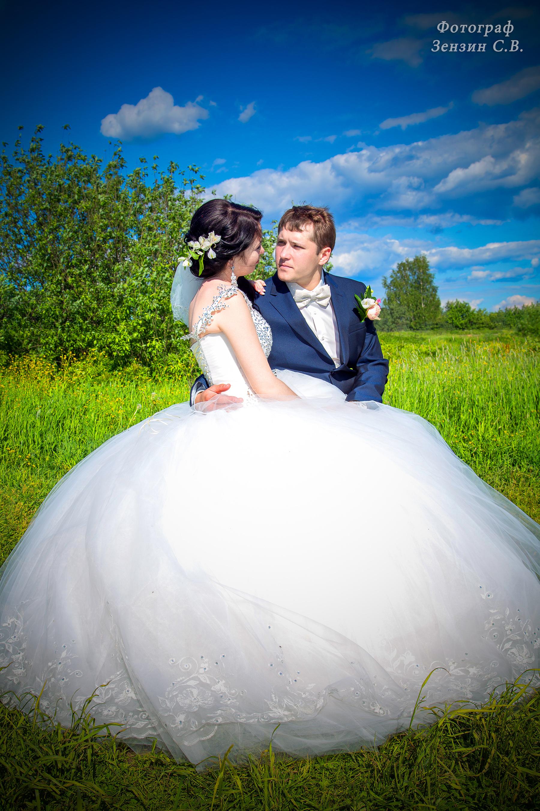 Свадебный фотограф Барнаул.