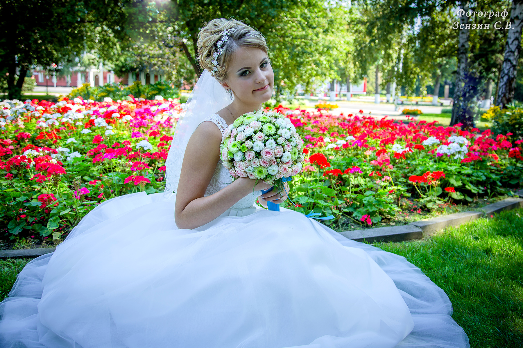 Свадьба Барнаул 19-08-2016 Рафик + Ксения