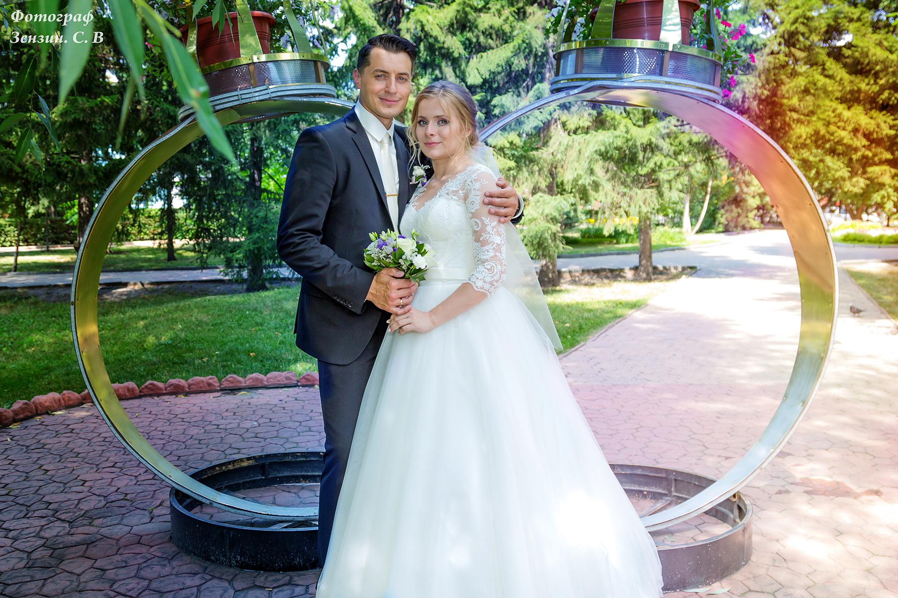 Барнаул Свадьба 03-08-2019 Виктория + Ва