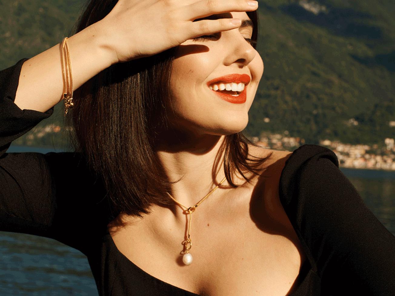Natasha Aimee - Monica Vinader x DOINA