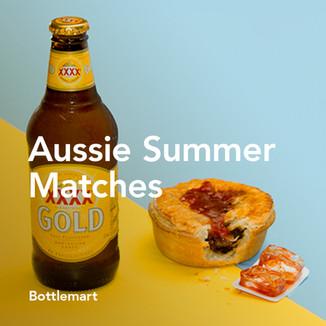 Bottlemart Aussie Summer Matches