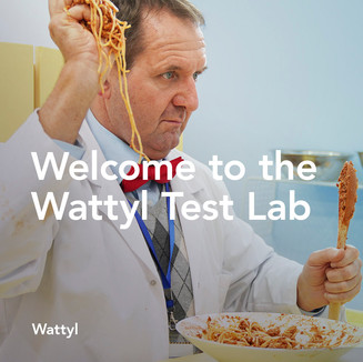 Welcome to the Wattyl Test Lab